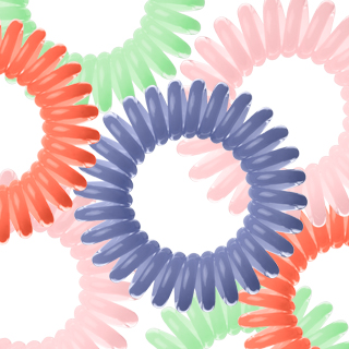 Hair Bobbles/Rings