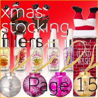 15 Stocking Fillers