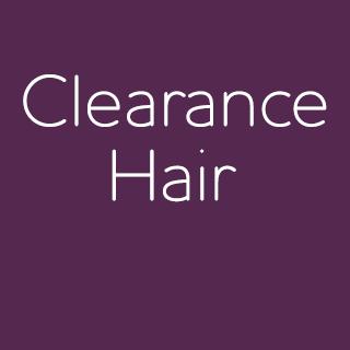 Clearance Hair