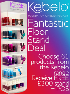 Kebelo Illuminated Stand Deal from £700