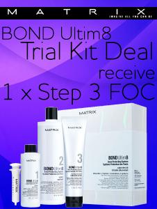 NEW Matrix Bond Ultim8 Trial Kit Deal