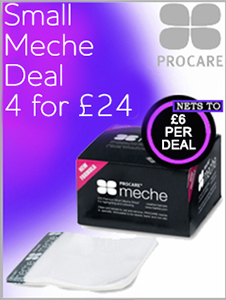 Procare Meche Deal - Small - 4 for £20