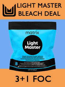 Light Master Bleach - 3 + 1 FREE