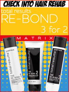 Matrix Re-Bond - the Retail Deal (3 for 2)