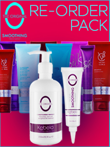 Kebelo Original Smoothing Reorder Pack - Mix & Match