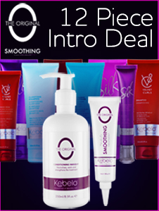Kebelo Original Smoothing 12 Piece Intro Deal