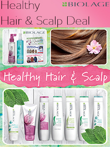 Biolage Healthy Hair & Scalp Deal (12+2FOC)