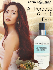 Leyton House - Buy 4 All Purpose 6 In 1 250ml Get 1 FOC