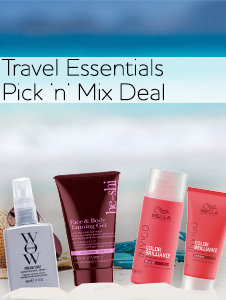Travel Essentials Pick 'n' Mix - Any 12