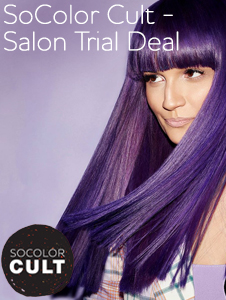 SoColor Cult - Salon Trial Deal