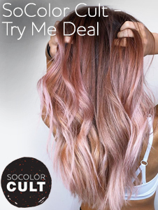 SoColor Cult - Try Me Deal