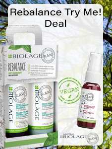 Biolage RAW Rebalance Deal