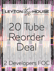Leyton House Colour 20 Tube Reorder Deal