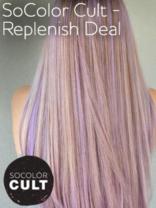 SoColor Cult - Replenish Deal