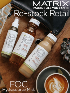 Biolage Re-Stock and Replenish Retail