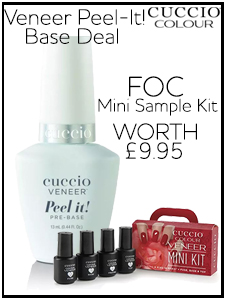 Cuccio Veneer Peel It! Base Deal