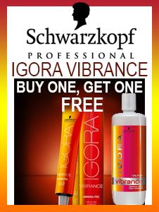 Igora Vibrance - Buy 1, Get 1 Free!