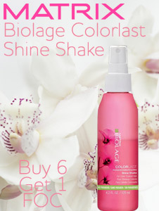 Biolage Colorlast Shine Shake Deal