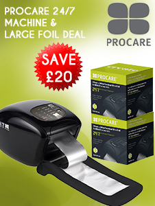 Procare Large Foil & Machine Deal
