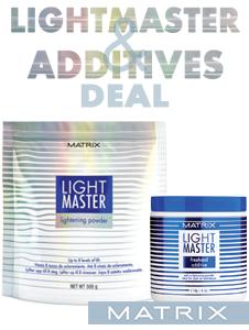 Light Master + Additives Deal
