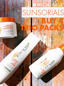 Biolage Sunsorials Trio Pack Deal