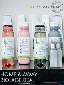 Biolage Home & Away Deal