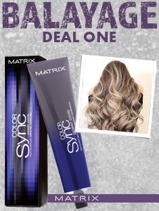 Balayage Power Cools Deal One