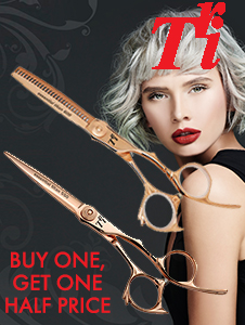 TRI - Buy Rose Gold Scissor Get Thinner 1/2 Price