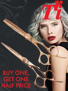 TRI - Buy Rose Gold Scissor Get Thinner 1/2 Price