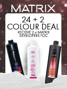 Matrix 24 + 2 Colour Deal