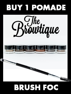 Browtique - FREE Dual Ended Brush