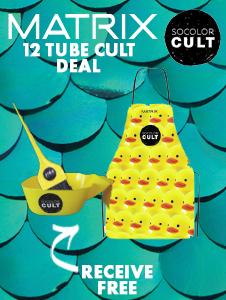 Matrix 12 Colour Tube Cult Deal