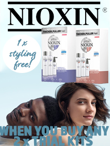 Nioxin Trial Kit Deal