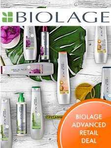 Biolage Advanced Retail Duo Deal