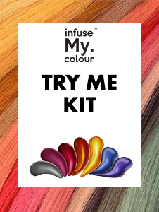 Infuse My Colour Try Me Kit (Retail Size)