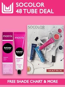 48 Tube SoColor Deal - FREE Shade Chart!