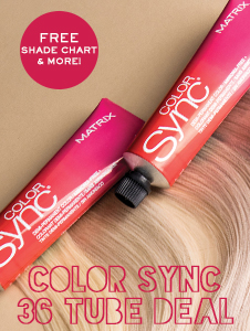 36 Tube Color Sync Deal - FREE Shade Chart!