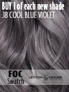 Leyton House New .18 Shades - FOC Swatch
