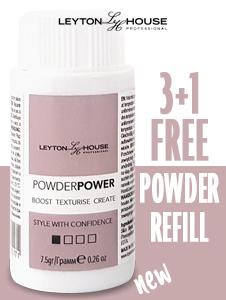 Leyton House Powder Power Refill 3+1