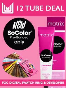 Matrix NEW SoColor Pre-Bonded 12 Tube Deal