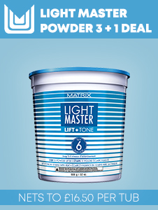 Matrix ColorGraphics Powder Deal - 3 plus 1 free!