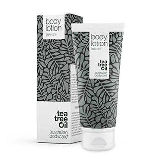 New Australian Bodycare Tea Tree Body Lotion 200ml