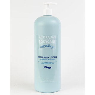 AB TEA TREE AFTERWAX LOTION LITRE