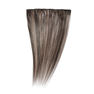 "SILKY STRAIGHT CLIP WEFT 18"" (2/30) HIGHLIGHTED"