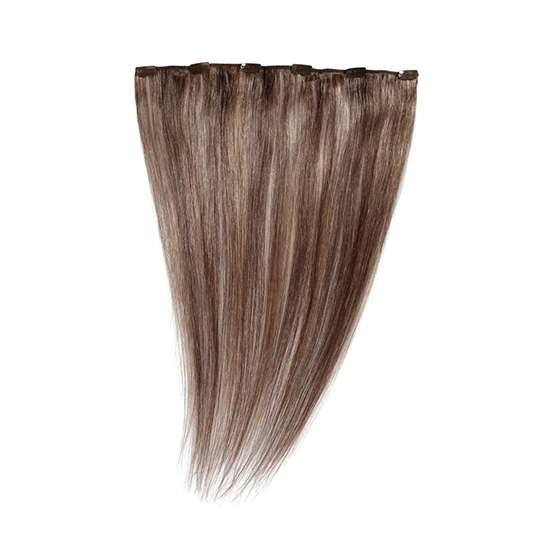 "Silky Straight Clip Weft 18"" (33/30) - Highlighted"