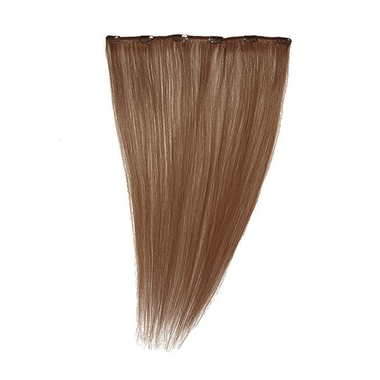 """Silky Straight Clip Weft 18"""" (7Or)"""