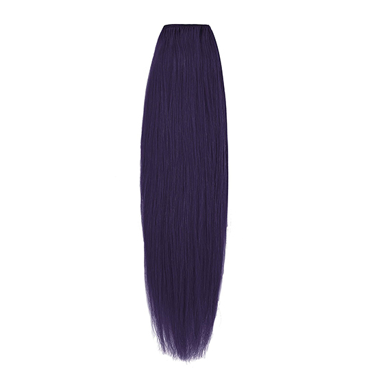 "Euro Silky Straight Weft 18"" (D/Purple)"