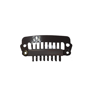 GATE CLIPS BROWN 6PK