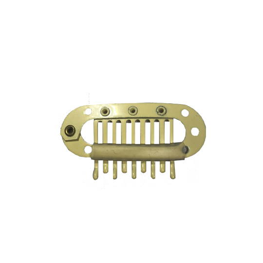 Gate Clips Blonde 6pk