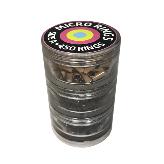 Micro Rings Trio Pack (450) Size A